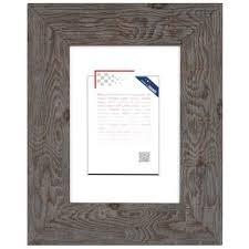 cadre anglet 60 x 80 cm brun leroy merlin