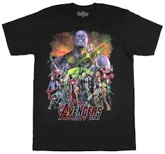 Adults Avengers Thanos Infinity Gauntlet