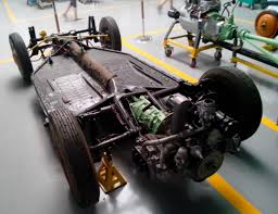 Vw Floor Pan Dimensions by File The Chassis Of Tatra T600 Tatraplan With Rear Mounted Flat 4