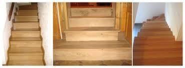 vitrifier un escalier déjà verni