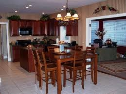 Kitchen Table Decorating Ideas by Design Kitchen Table U2013 One Thing U0027s For Sure A Kitchen Table Is A