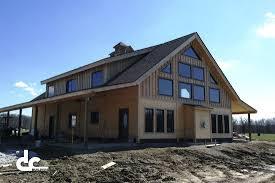 Custom Barn Home In Jerseyville Illinois