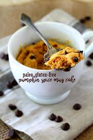Paleo Pumpkin Custard Microwave by Cinnamon Roll Microwave Mug Cake Kim U0027s Cravings