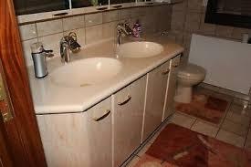 könig hochwertiger badezimmer waschtisch doppelwaschbecken m