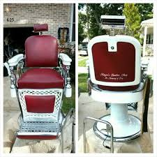 Theo A Kochs Barber Chair Footrest by 33 Best Chairs Images On Pinterest Barber Chair Barber Shop And