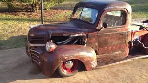 100 Rat Rod Trucks Pictures 1941 Dodge WD15 Pickup YouTube