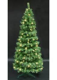 Downswept Slim Christmas Tree by Pre Lit Slim Christmas Tree The Pre Lit Pop Up Tree 6ft To 7ft Boise