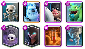 Top Decks Hearthstone September 2017 by Here Are The Most Dominant Decks Of This Year U0027s Clash Royale U0027s