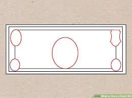 Image Titled Draw A Dollar Bill Step 2