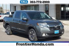 100 New Honda Truck 2019 Ridgeline For Sale Or Lease Longmont CO Stock