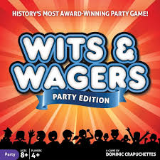 Game List Wits And Wagers