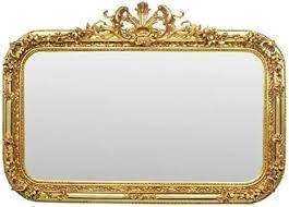 casa padrino barock spiegel gold 140 x h 95 cm