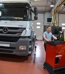 100 Commercial Truck Alignment MercedesBenz Approve Hunters Commercial Vehicle Aligner Pro