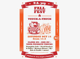oct 14 ps 309 fall fest touch a truck bed stuy ny patch
