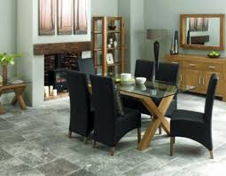 Montreal Glass Dining Table