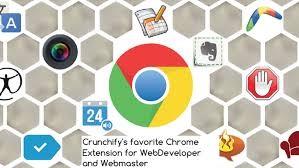 Webmaster by Crunchify U0027s Favorite Top Google Chrome Extensions For Webmasters