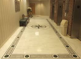 French Montana Marble Floors by Contemporary Marble Flooring Tile Designs For Rectangular Room