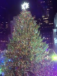 Rockefeller Christmas Tree Lighting Mariah Carey by Rockefeller Center Christmas Tree 2013 Lights Up Vivere E