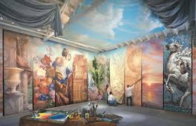 Unique Painting Techniques For Walls