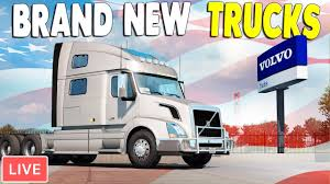 NEW - Volvo Brand Trucks FREE UPDATE - FIRST LOOK | American Truck ... Free Demo Released For American Truck Simulator Euro Truck Simulator Android And Ios Game Free Download Youtube Buy Steam Keyregion Usa Android Game Download The Grand Real Of Version M Key Region Freegift Arizona On Hype Machine 2 Mods Peterbilt 389 Update While 3d City 2017 Apk Europe 105