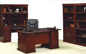 Sauder Heritage Hill 60 Executive Desk by Attractive U0026 Functional Traditional Office Furniture At Incredible