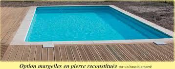 margelle piscine en bois enterrees hors sol semi enterrees des piscines bois aquatechni