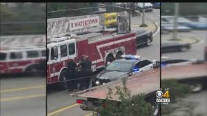 Woman Hit, Killed By Tow Truck, Driver Stabbed « CBS Boston - Boston ...