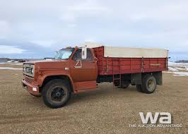 1982 CHEVROLET C60 S/A GRAIN TRUCK 2006 Intertional 7600 Farm Grain Truck For Sale 368535 Miles 1980 C70 Chevrolet Tandem Dickinson Equipment 1959 Ford 600 63551 Havre Mt 1986 Freightliner Cab Over Tandem Axle Grain Truck A160 Grain Truck For Sale Sold At Auction March 1967 Intertional Loadstar 1600 Medium Duty Trucks Used On Ruble Sales Lease Purchase New 1971 Gmc 7500 Non Cdl Up To 26000 Gvw Dumps 164 Ln Blue With Red Dump By Top Shelf Replicas Harvester Hauling