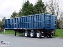 Side Dumps & Demolition Trailers | K-Line Trailers | Design ...