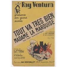 madame la marquise lyrics partition charles