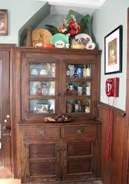 Dining Room Hutches With Hutch Update Stately Kitsch