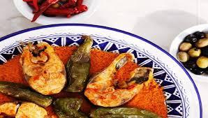 recette cuisine couscous tunisien couscous au poisson wepost