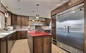armoire cuisine en bois cuisine moderne projet repentigny armoire de cuisine bois