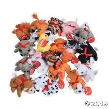 Exchange Mini Stuffed Animal Assortment