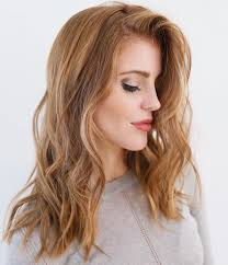 Picture light brown hair with caramel highlights