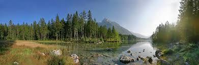 bergsee watzmann alpen wandbild kaufen