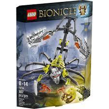 LEGO Bionicle Skull Scorpio 70794 - Toys