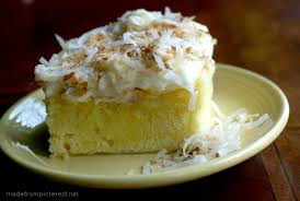 Pineapple coconut cake recipe Popular recipes cakes 2018