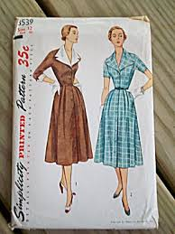 50s Dress Collar