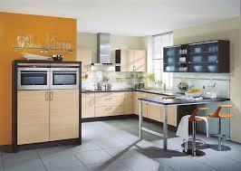 l form küche bergulme und dunkelgrau mit gerätehochschränken