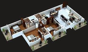 Spacious House Plans by 50 Efficient And Spacious House Plans