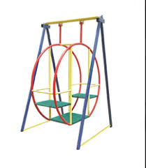 Customized 2 Seater Circular Swing