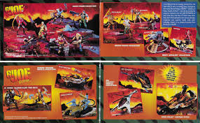 Halloween Havoc 1995 Card by G I Joe Extreme In Kenner U0027s 1995 Catalog