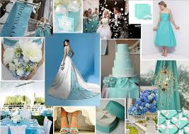 Inspiring Photos Of Blue Summer Wedding Decorations
