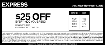 Express Coupons - $25 Off Every $100 At Express, Or Online ... Need An Adidas Discount Code How To Get One When Google Paytm Movies Coupons Offers Nov 2019 Flat 50 Cashback Ixwebhosting Coupons 180 28 33 Discount And Employee Promo Code Kira Crate 10 Off Coupon 3 Days Only Hello Easily Change The Zip On Couponscom Otticanet Pizza Domino Near Me List Of Promo Codes For My Favorite Brands Traveling Fig 310 Nutrition Coupon 2018 Usps December Derm Store Mr Coffee Maker With Nw Diesel Codes