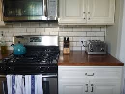 Groutless Subway Tile Backsplash by Groutless Mother Of Pearl Shell Tile Kitchen Backsplash Subway