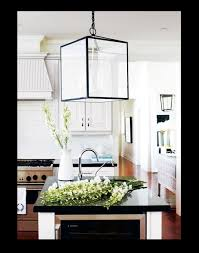 6 ways to work black pendant lights into your kitchen decor
