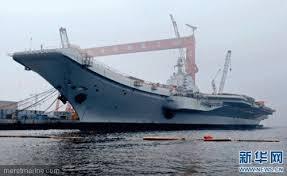 plus gros porte avion du monde marine chinoise la chine à l heure des porte avions rp defense