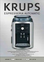 PDF Download Manual Coffee Maker KRUPS XP7210 Click To Preview