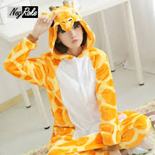 online get cheap cute footed pajamas for women aliexpress com